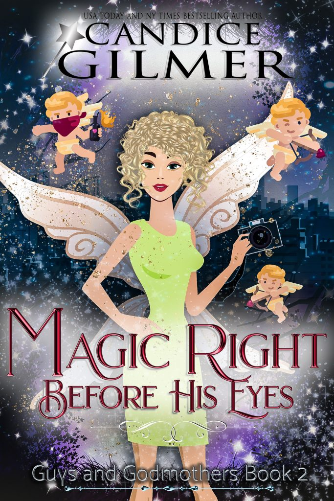 Book Cover: Magic Right Before His Eyes