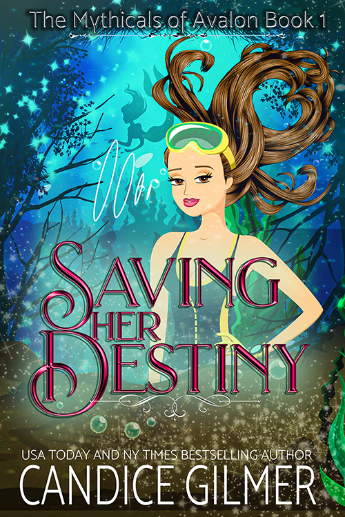 Saving Her Destiny 2019 Cover