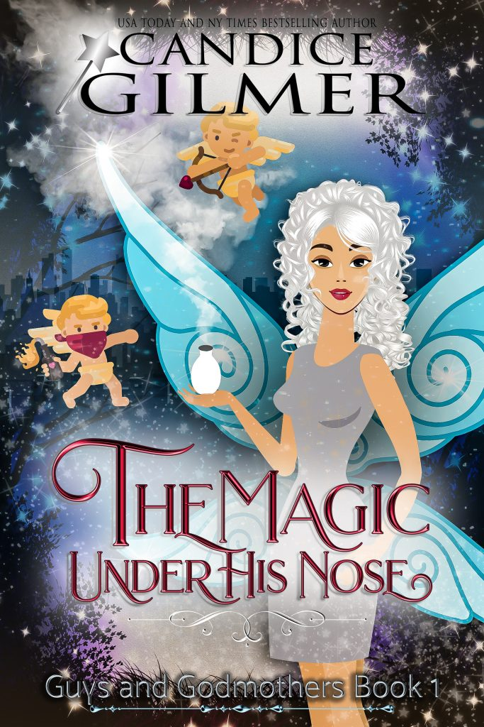 Book Cover: The Magic Under His Nose