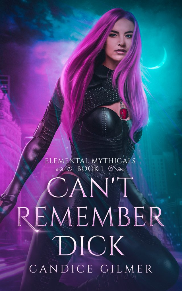 Book Cover: Can't Remember Dick